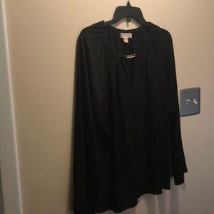 MICHAEL Michael Kors Tops - Michael Kors Black Cocktail Blouse